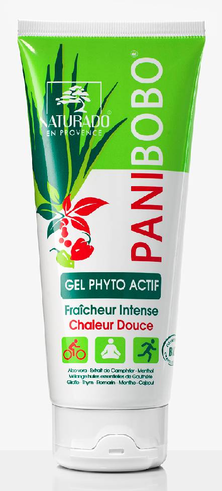 Naturado Panibobo - Gel Phyto Actif  BIO - 100 ml
