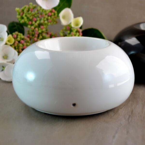 Zen Arôme COZY Blanc - Diffuseur d'Huiles Essentielles