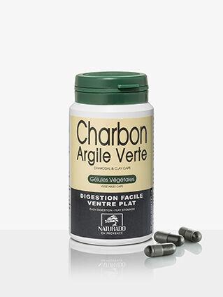 Naturado Charbon Argile Verte Naturado