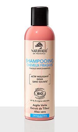 Naturado Shampooing Cheveux Fragiles Bio
