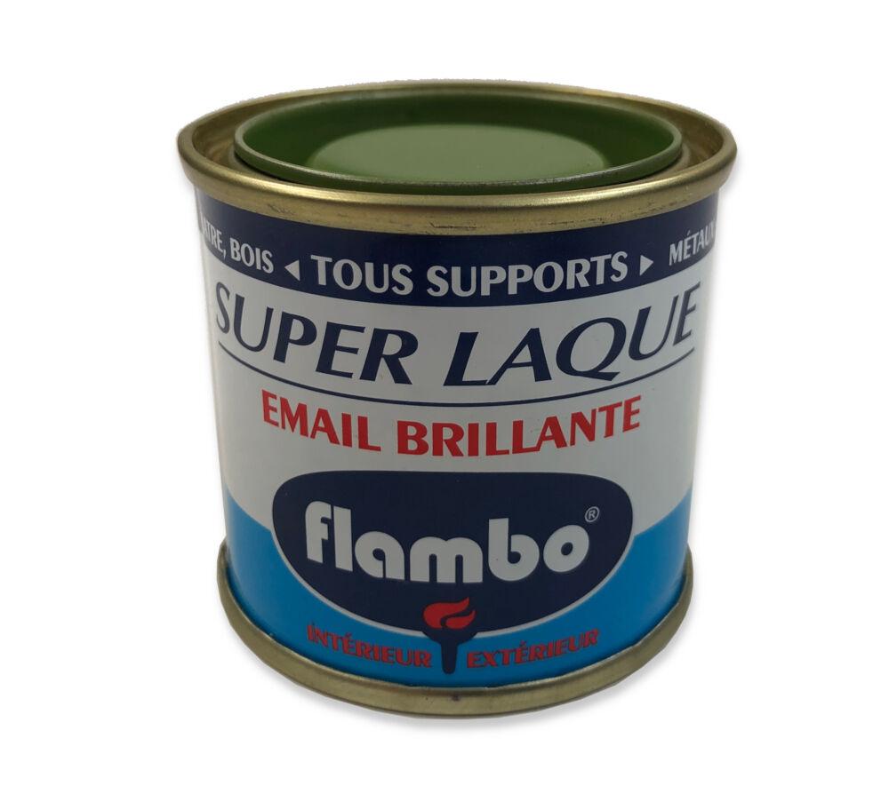 FLAMBO Peinture Super Laque Brillante FLAMBO