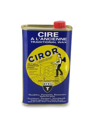 CIROR Cire CIROR Liquide A l'Ancienne