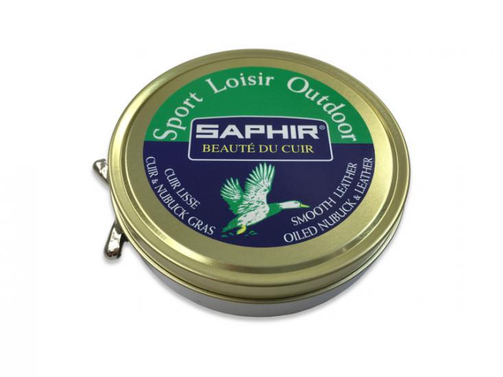 SAPHIR Cirage Graisse SAPHIR SPORT