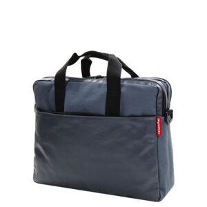 Reisenthel Sac ordinateur Reisenthel Workbag Canvas 15 pouces Blue bleu - Publicité