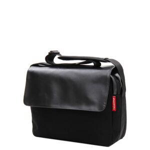 Reisenthel Besace Reisenthel Courierbag Canvas Black noir - Publicité