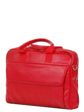 Laurige Sac ordinateur Laurige Manhattan 14 pouces Rouge