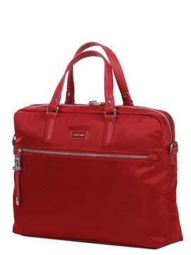 Samsonite Sac ordinateur Samsonite Karissa Biz 15.6 pouces Formula Red rouge