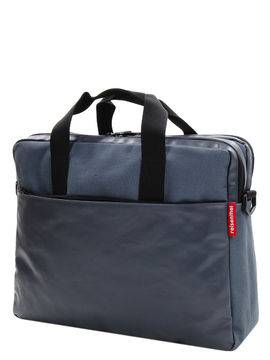 Reisenthel Sac ordinateur Reisenthel Workbag Canvas 15 pouces Blue bleu