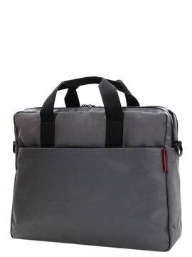 Reisenthel Sac ordinateur Reisenthel Workbag Canvas 15 pouces Grey gris