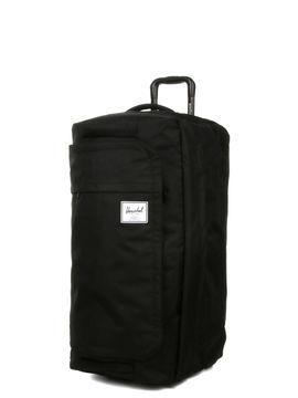 Herschel Sac de voyage Herschel Wheelie Outfitter 74 cm Black noir Solde