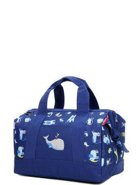 Reisenthel Sac cabine enfant Reisenthel Allrounder Kids M 40 cm Friends Blue bleu