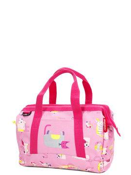 Reisenthel Sac cabine Reisenthel Allrounder Kids XS 27 cm Friends Pink rose