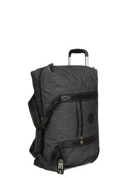 Kipling Sac à roulettes Kipling Art On Wheels Peppery M - 64 cm Black Indigo noir