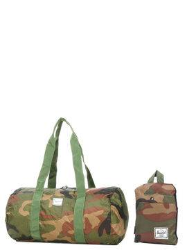 Herschel Sac week-end pliable Herschel Packable Duffle 46 cm Woodland Camo vert