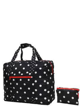 Reisenthel Sac pliable Reisenthel Touringbag Mini Maxi 47.5 cm Mixed Dots noir