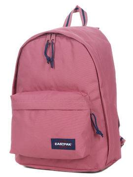 Eastpak Sac à dos ordinateur Eastpak Out of Office Blakout Salty rose Solde