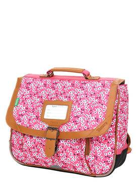 Tann's Cartable Tann's Les Fantaisies Rose 35 cm