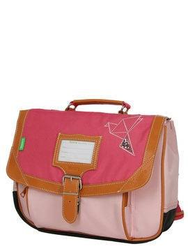 Tann's Cartable Tann's Les Fantaisies Ninon 32 cm Rose