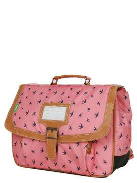Tann's Cartable Tann's Les Fantaisies Swann 35 cm Rose