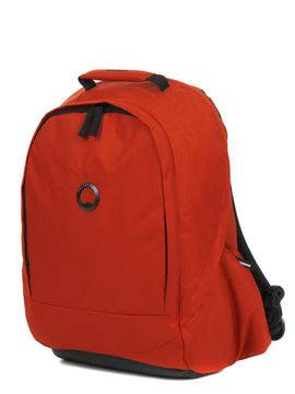 Delsey Sac à dos antivol Delsey Securban S Orange