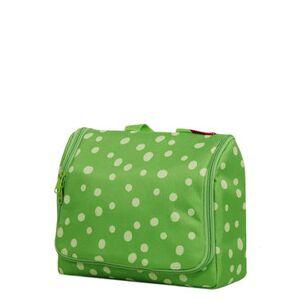 Reisenthel Trousse de toilette Reisenthel Toiletbag XL Spots Green vert - Publicité