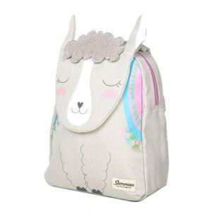 Samsonite Sac à dos Samsonite Happy Sammies Alpaca Aubrie S+ Maternelle gris