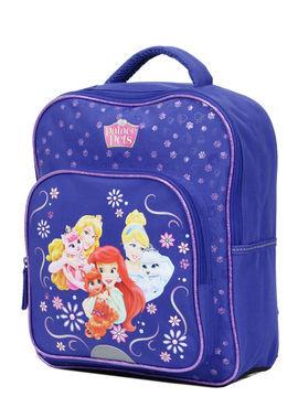 Disney Sac à dos Disney Princesses et Palace Pets CP/CE1 Violet