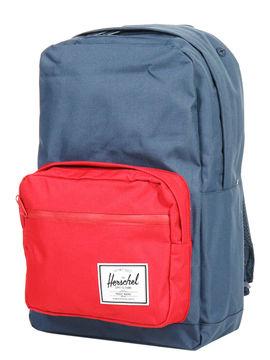 Herschel Sac à dos étanche Herschel Pop Quiz Navy/Red bleu