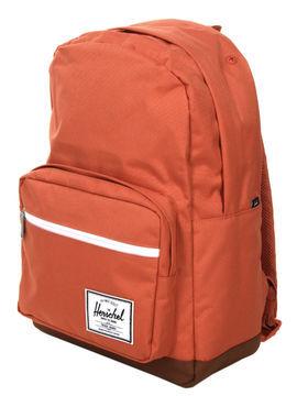 Herschel Sac à dos étanche Herschel Pop Quiz Apricot Brandy/Saddle Brown orange