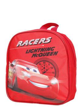 Disney Sac à dos Cars Course 24 cm Maternelle Rouge