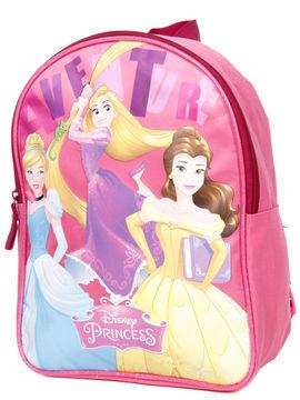 Disney Sac à dos Princesses Aventure 33 cm Maternelle Rose