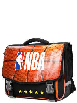 Basketball Cartable basket ball NBA 41 cm CE2/CM1/CM2 Noir