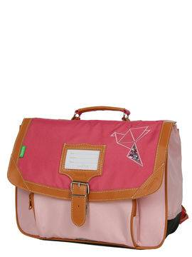 Tann's Cartable Tann's Les Fantaisies Ninon 35 cm Rose