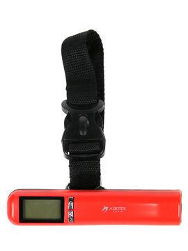 Airtex Pèse bagage électronique Airtex pas cher Rouge Solde
