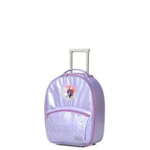 Samsonite Valise Samsonite La Reine des Neiges 2 Ultimate 2.0 - 46 cm Frozen 2 violet - Publicité