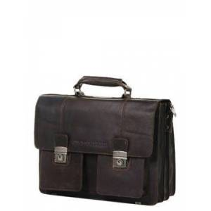 The Chesterfield Brand Sac ordinateur The Chesterfield Brand Mario 40 cm 14 Marron - Publicité