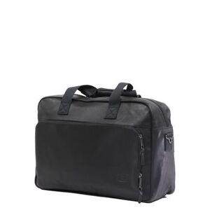 Eastpak Sac ordinateur Eastpak Dokit 18.4 pouces Black Leather noir - Publicité