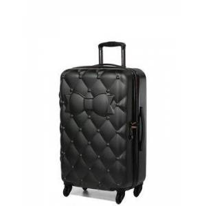 Chantal Thomass Valise rigide Chantal Thomass Coup de foudre 66 cm Noir