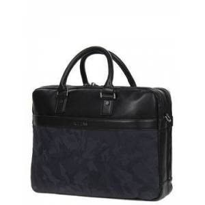 Guess Sac ordinateur Guess City Camo 14 pouces Black noir