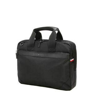 Tommy Hilfiger Sac ordinateur Tommy Hilfiger Elevated Workbag 14 pouces Black noir - Publicité