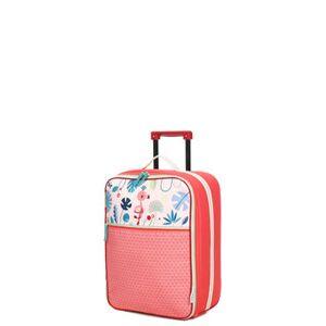 Lilliputiens Valise cabine souple Lilliputiens Anaïs 45 cm Rose - Publicité
