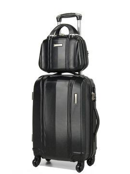 Madisson Set valise et vanity Madisson Jakarta 55 cm Noir