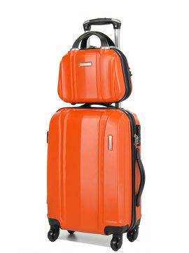 Madisson Set valise et vanity Madisson Jakarta 55 cm Orange