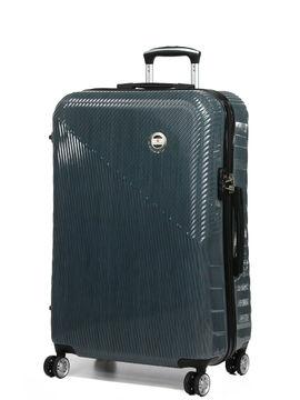 Snowball Grande valise rigide pas cher Snowball Brasilia 75 cm Gris