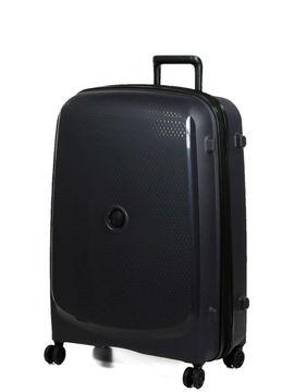 Delsey Valise rigide Delsey Belmont Plus 76 cm Anthracite noir Solde