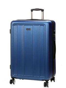 Madisson Grande valise rigide pas cher Madisson Manado 75 cm Bleu