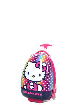 Heys Valise cabine rigide Heys Hello Kitty Rainbow Dots 46 cm Rose