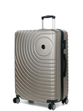 Madisson Grande valise rigide pas cher Madisson Padoue 72 cm Coffee marron