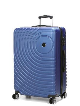 Madisson Grande valise rigide pas cher Madisson Padoue 72 cm Bleu