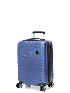 Madisson Valise cabine rigide pas cher Madisson Padoue 54 cm Bleu
